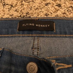 Flying Monkey Jeans - Women's Flying Monkey jeans size 29